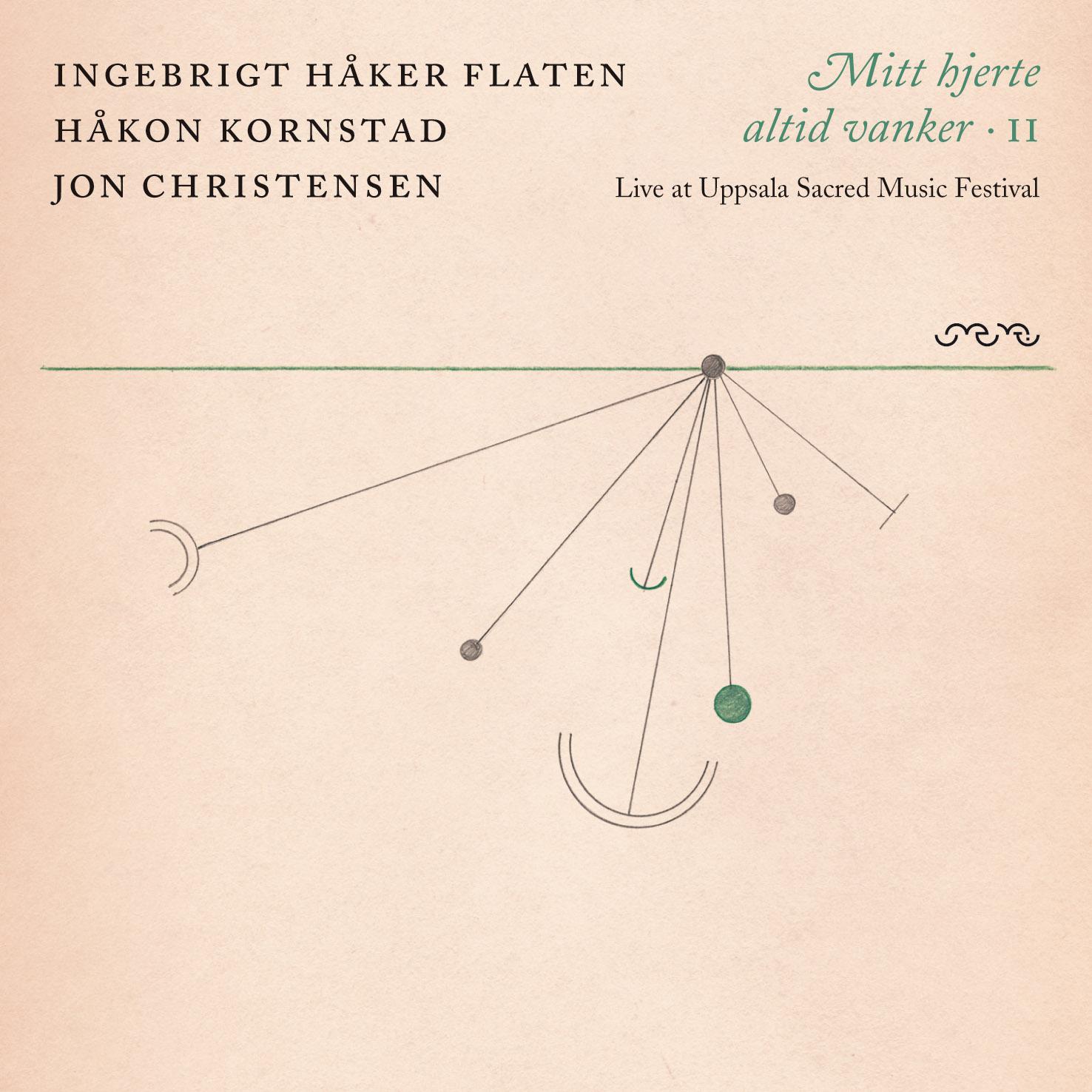 Mitt Hjerte Altid Vanker II - Album Cover